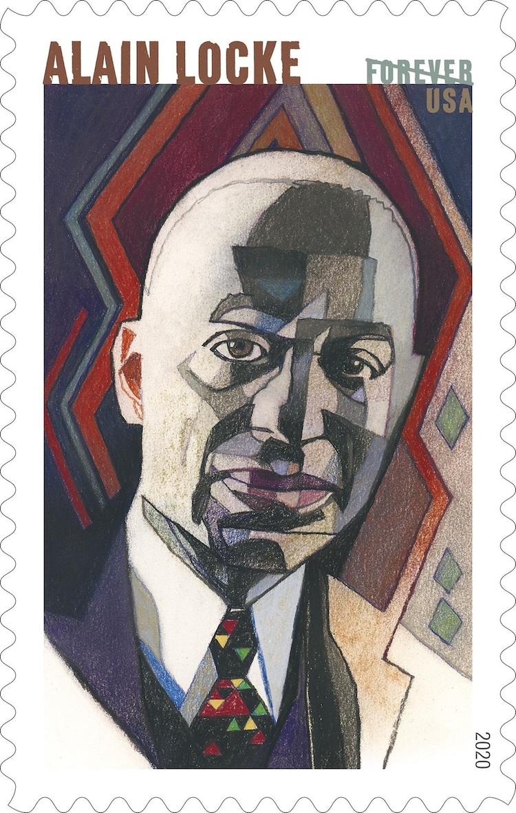 USPS Harlem Renaissance Postage Stamps