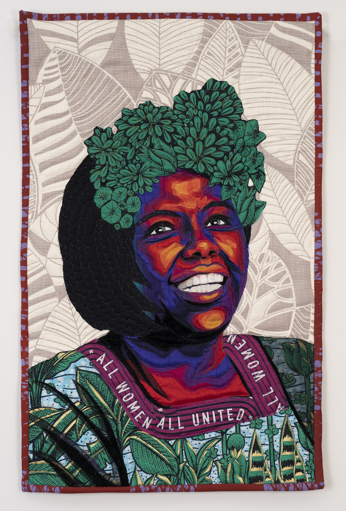 Fabric Portrait Quilts