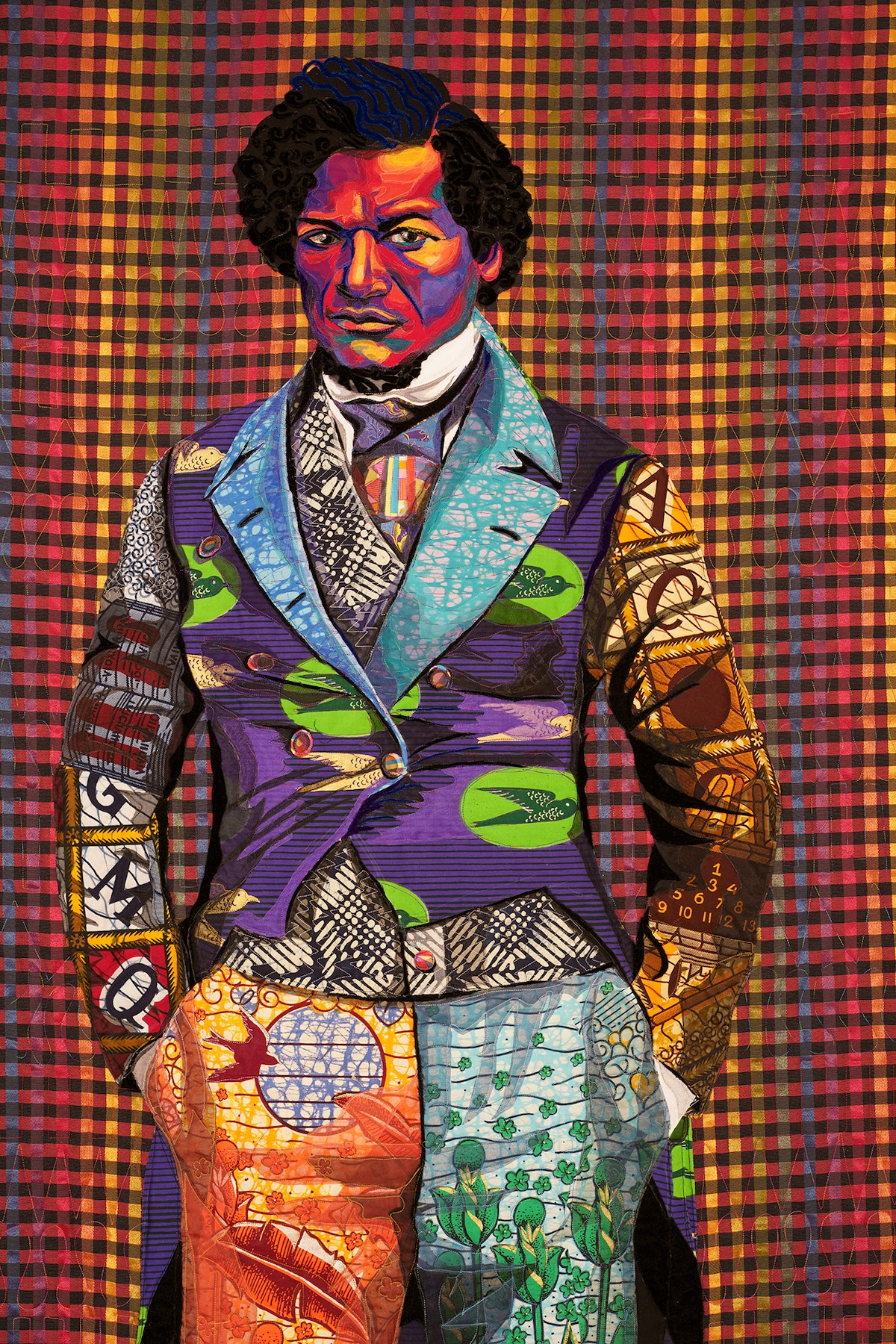 Contemporary Quilting by Bisa Butler