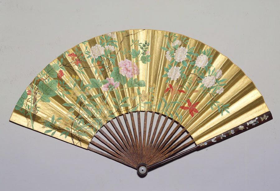 Chinese Fan History