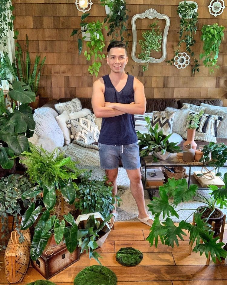 Cyril Sontillano Plant ParentCyril Sontillano Plant Parent
