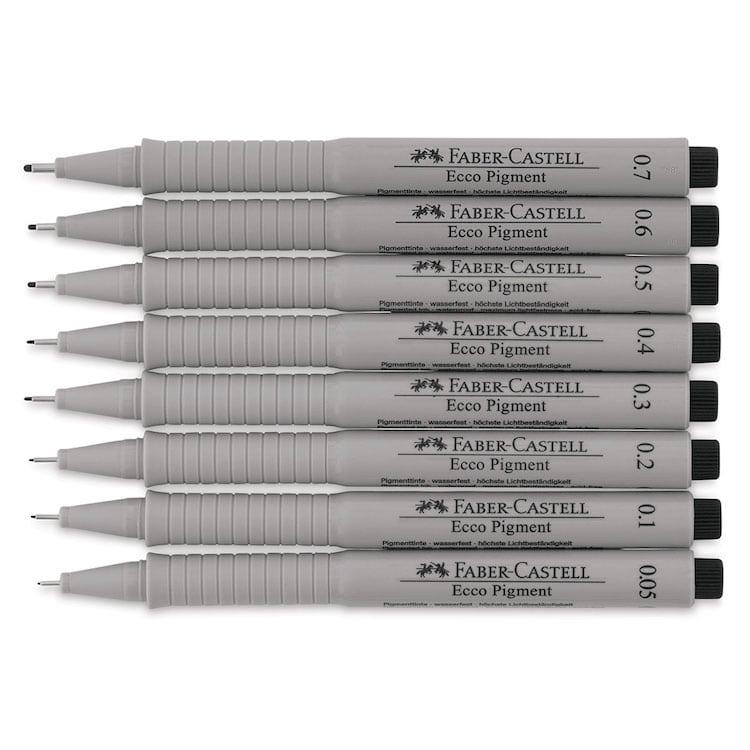 Los mejores bolígrafos para dibujar