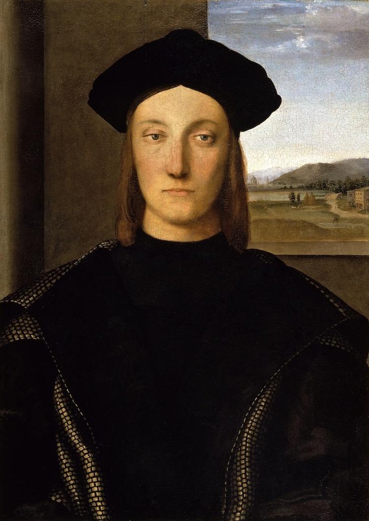 Portrait of Guidobaldo Montefeltro
