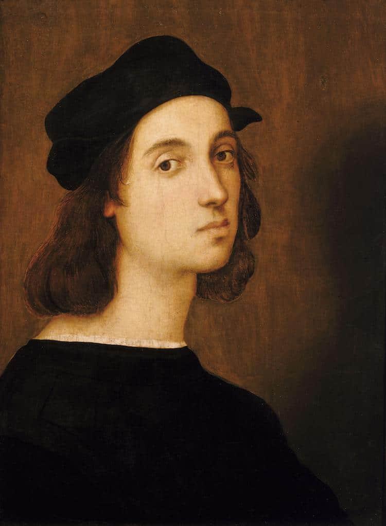 Self Portrait Raphael