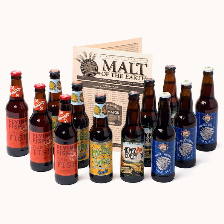 Microbrewery Subscription Box