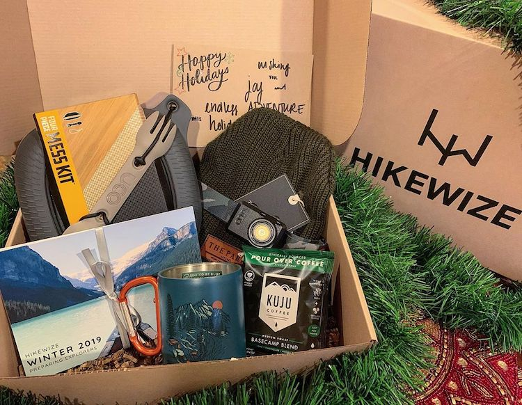 Hiking Enthusiast Subscription Box