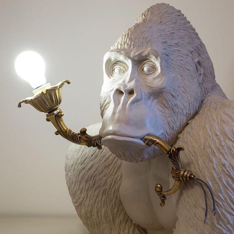 esculturas de animales por Marcantonio