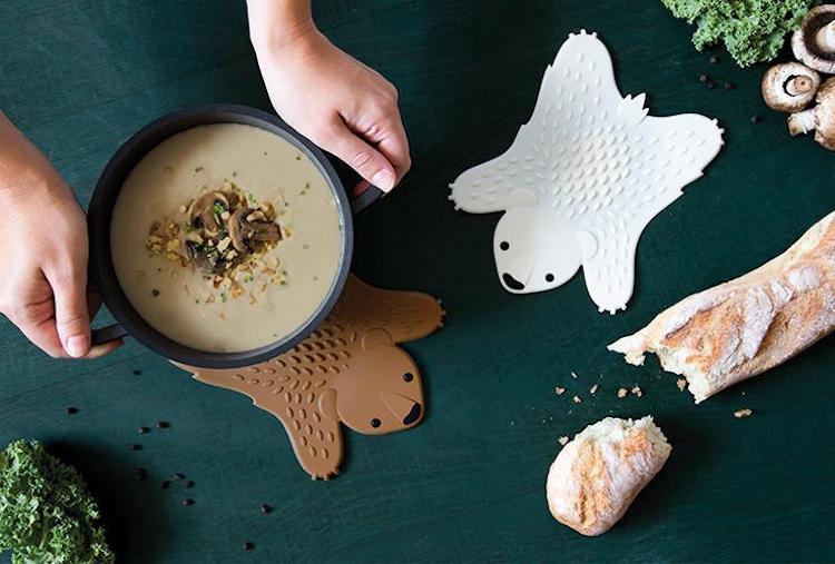 Quirky Kitchen Utensils by OTOTO Design