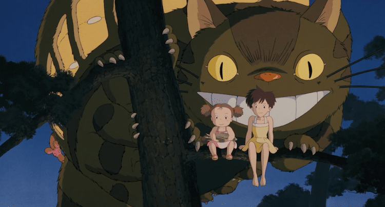 My Neighbor Totoro Still