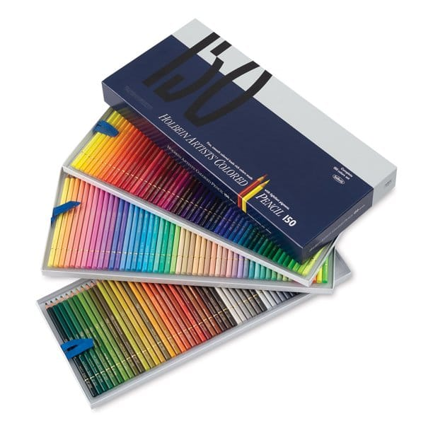 Holbein Colored Pencils