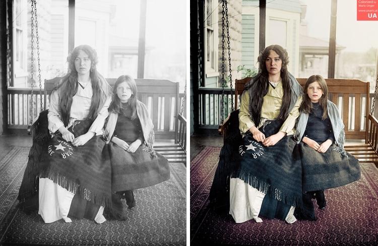 restauracion de fotos viejas