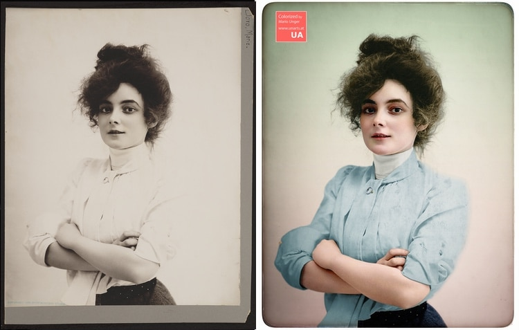 fotografias restauradas Mario Unger