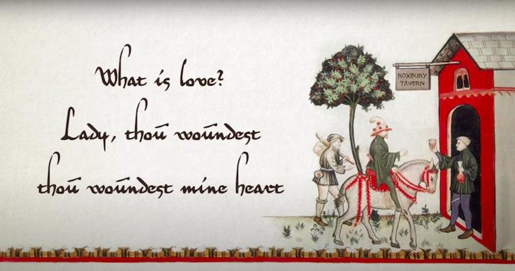Medieval Cover Songs Hildegard von Blingin'