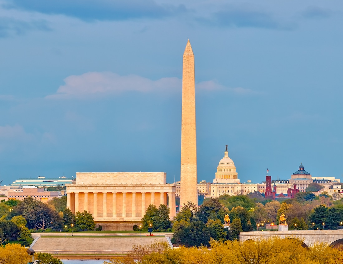 History of the National Mall