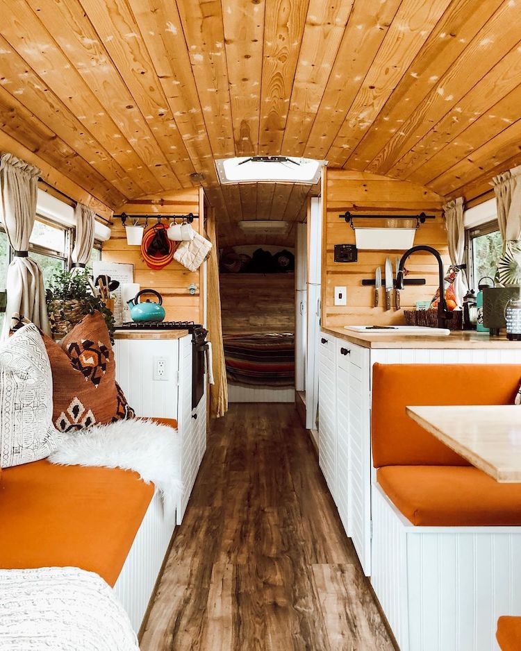 School Bus Conversion