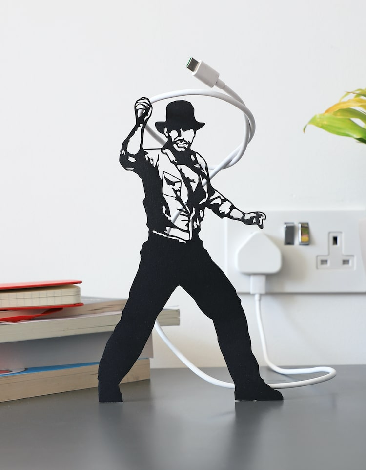 Paper Cut-Outs Indoor Edition by Rich McCor Paperboyo
