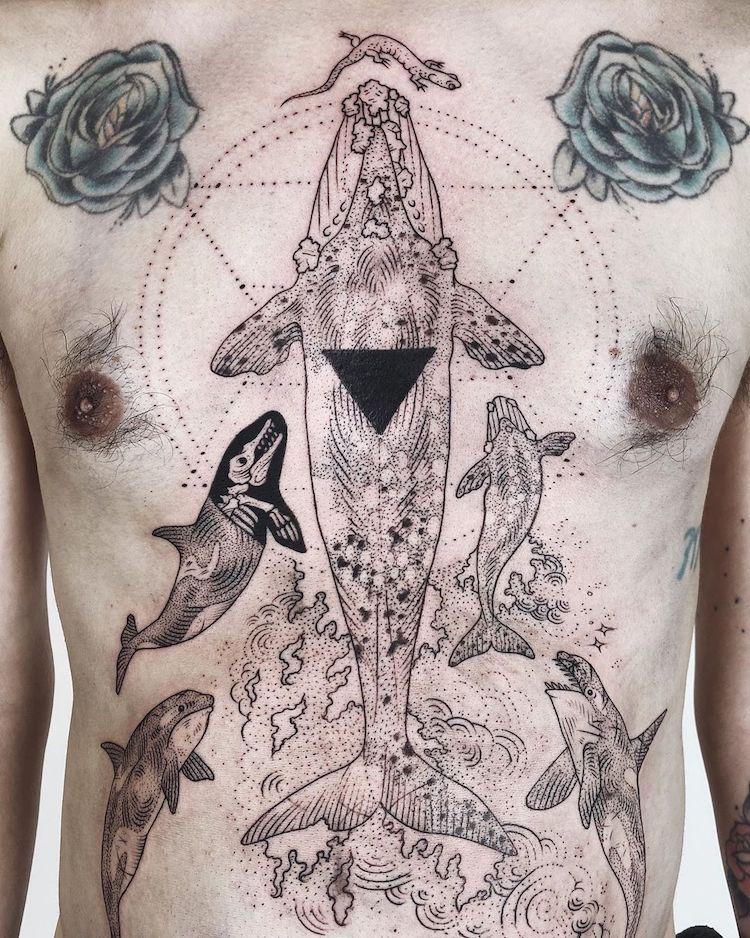 Pony Reinhardt Tattoo Artist