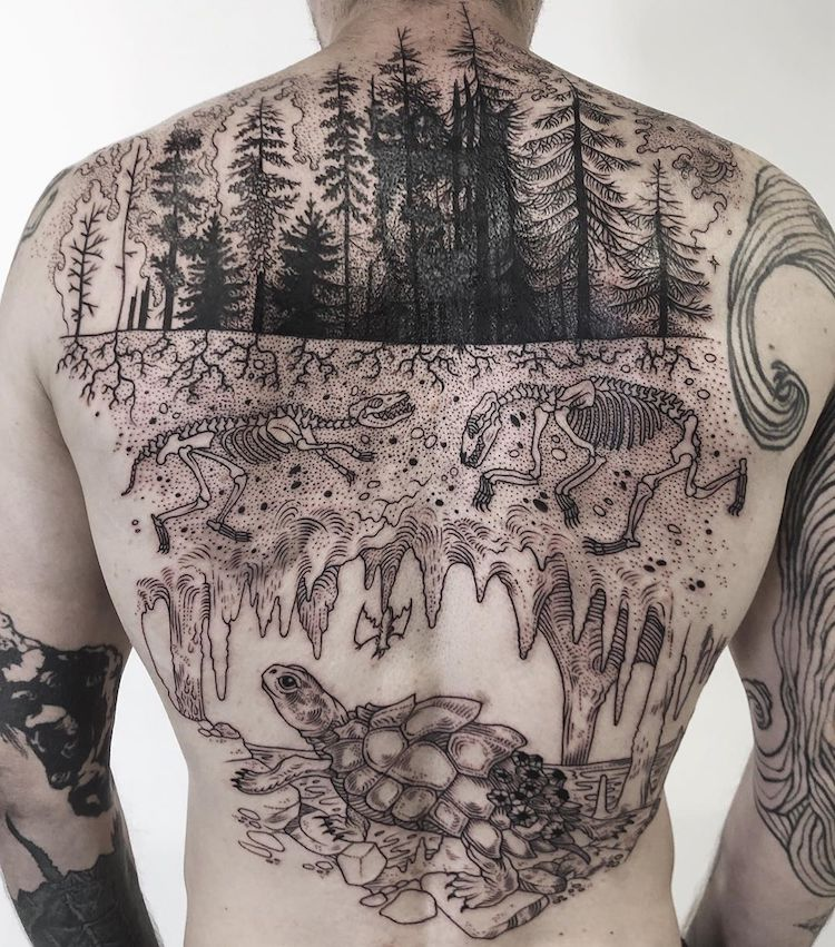 Pony Reinhardt Tattoo