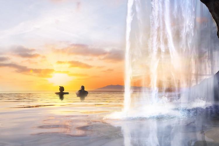 Sky Lagoon balneario en islandia