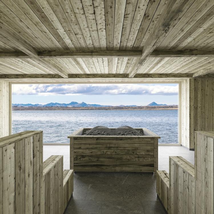 Sauna en islandia