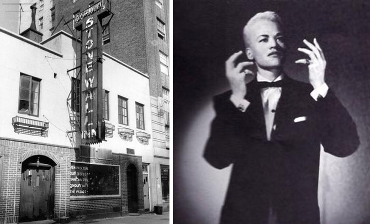 Stonewall Riots and Storme DeLarverie