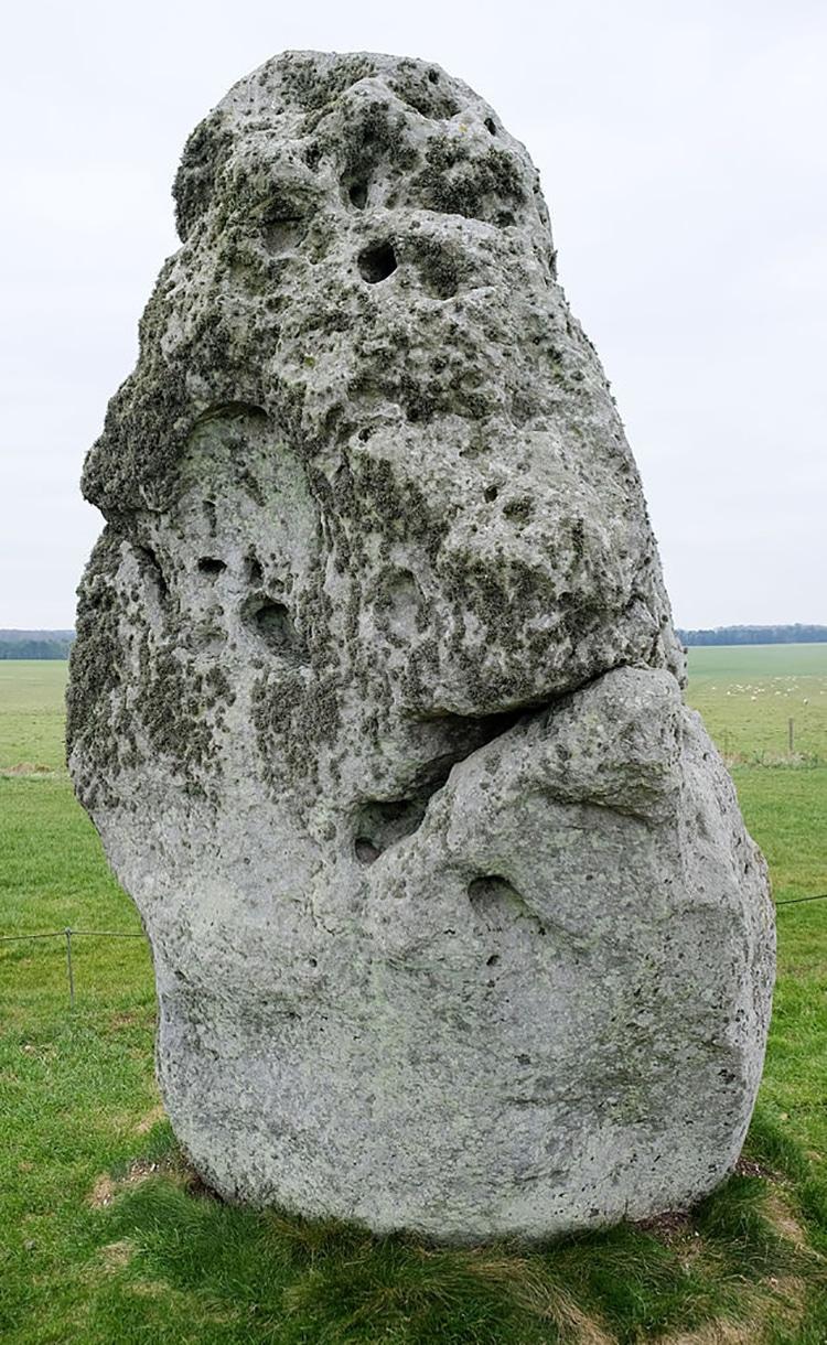 Stonehenge's Heel Stone