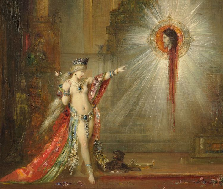 Gustave Moreau, The Apparition