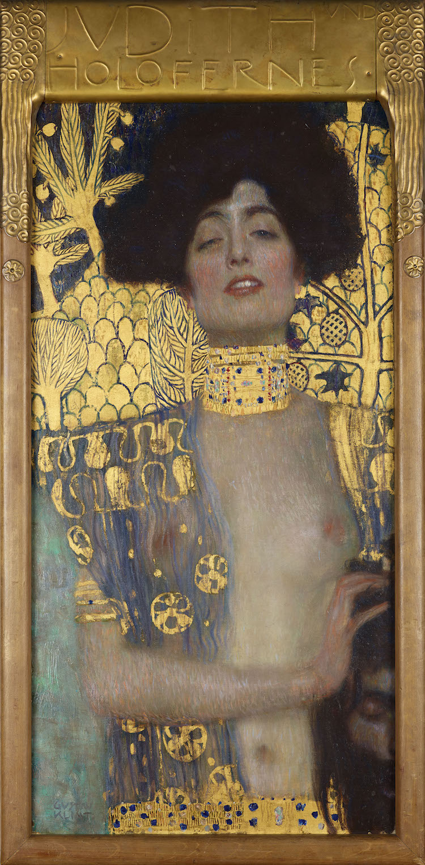 Judith I by Klimt
