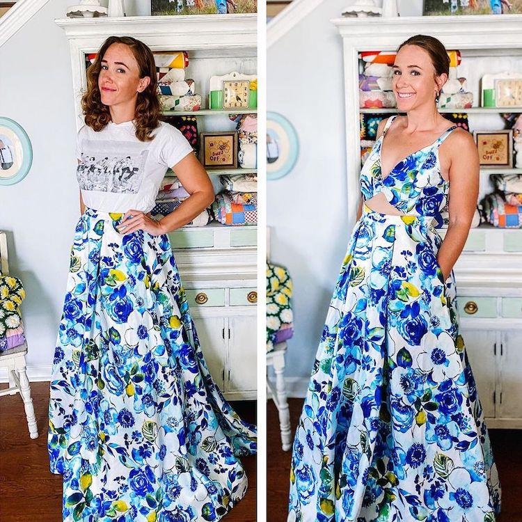 Altering Thrift Store Clothes