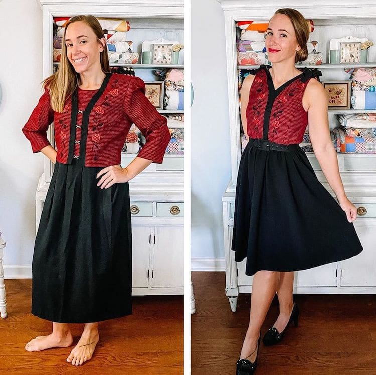 Thrift Store Transformation