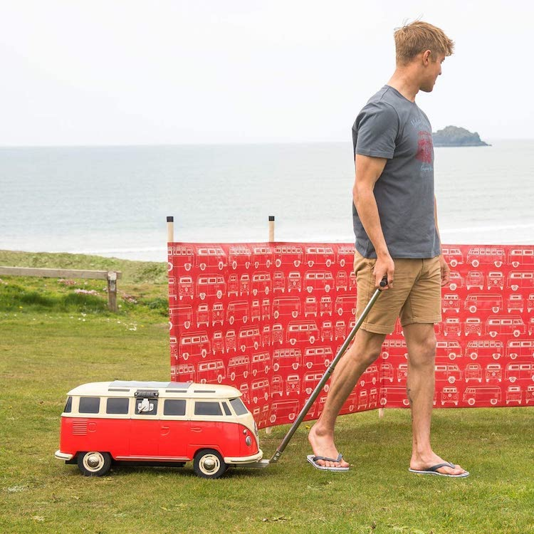 VW Camper Van Cool Box by Board Masters