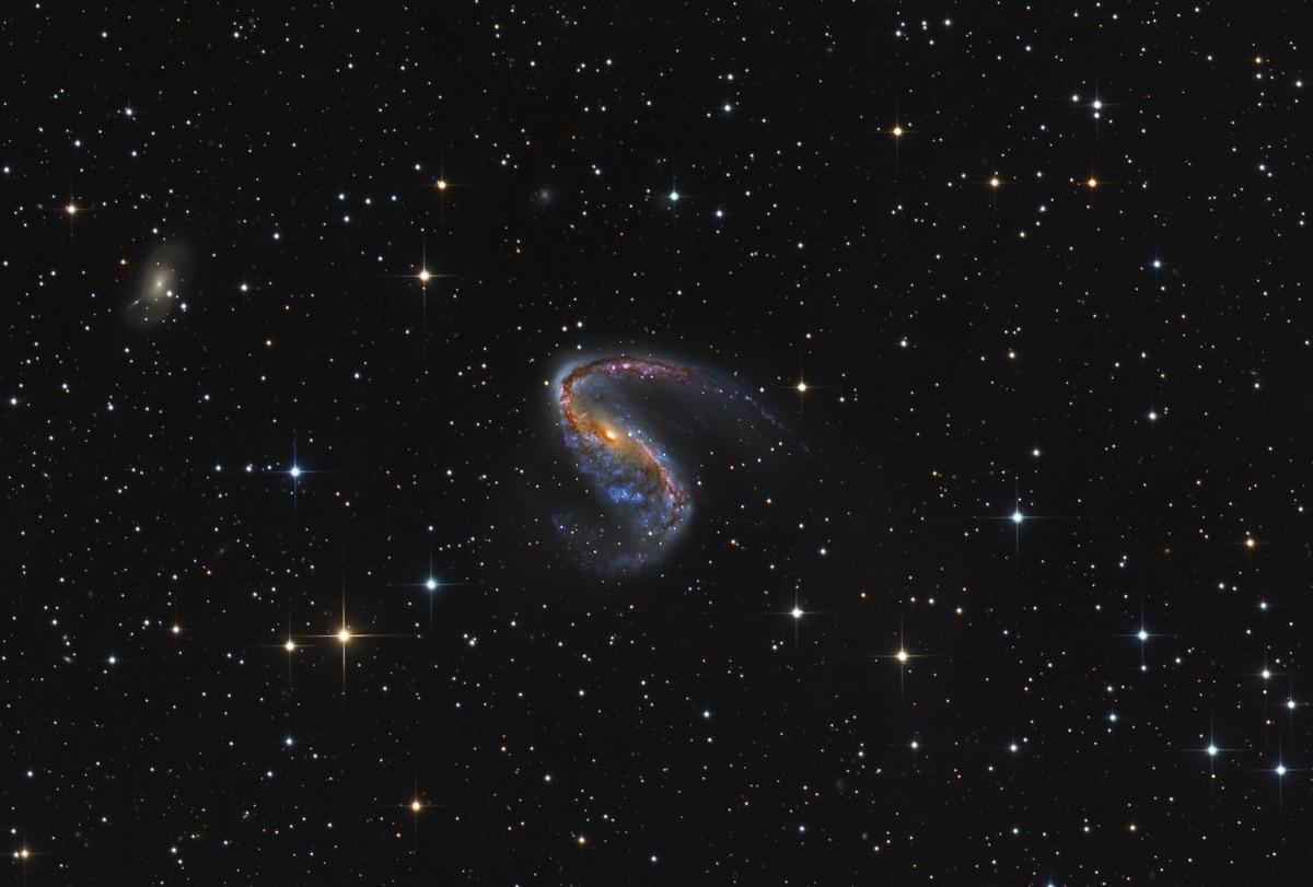 NGC 2442 Galaxy