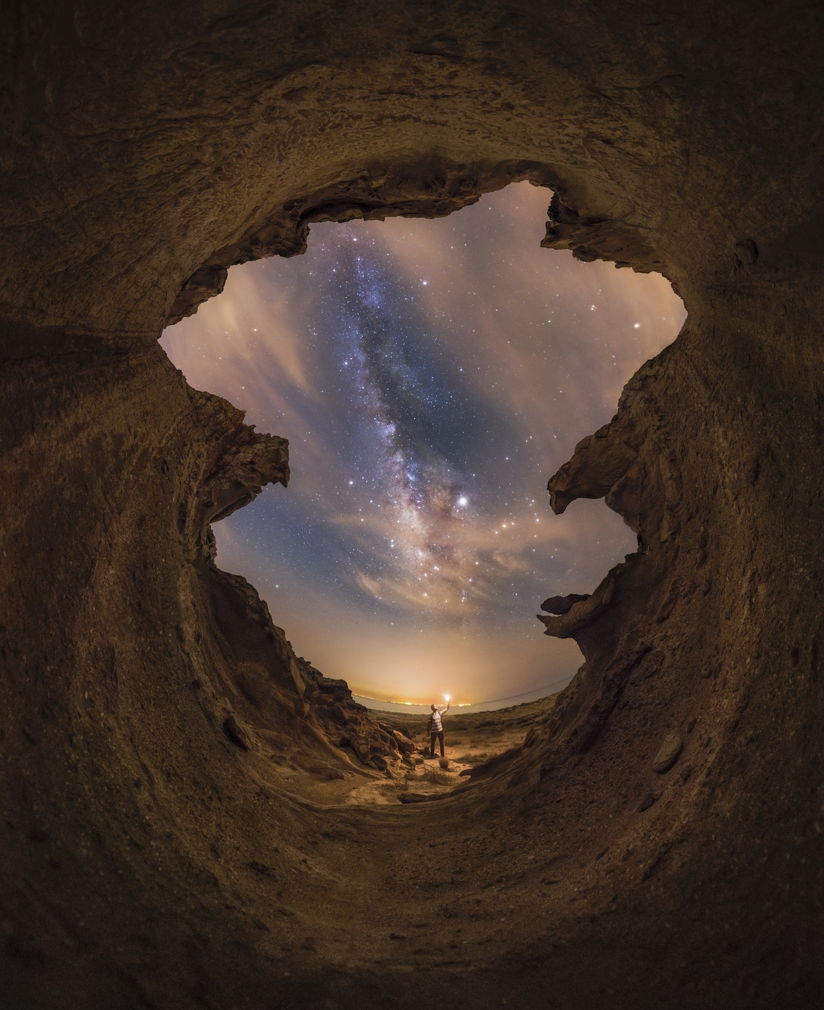 360 Degree Panoramic of the Milky Way