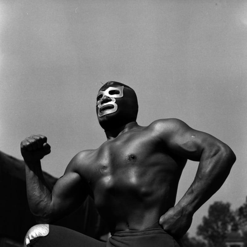 Blue Demon, luchador mexicano