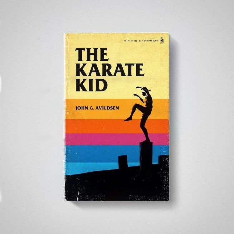 Karate Kid as Paperback Book by Matt Stevens
