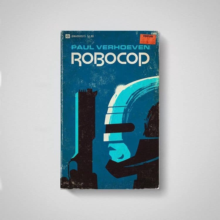 Robocop as Paperback Book by Matt Stevens