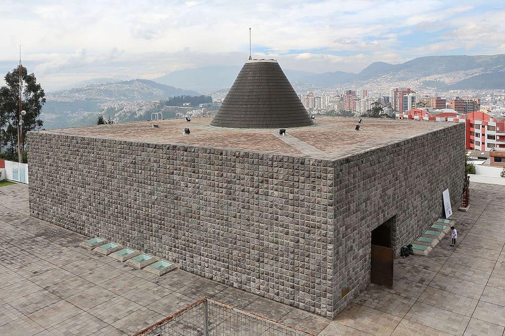 La Capilla del Hombre de Oswaldo Guayasamín