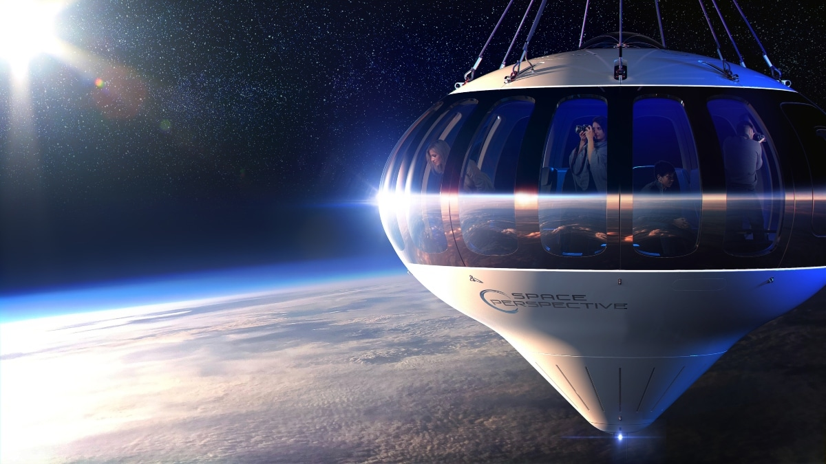Passengers in Space