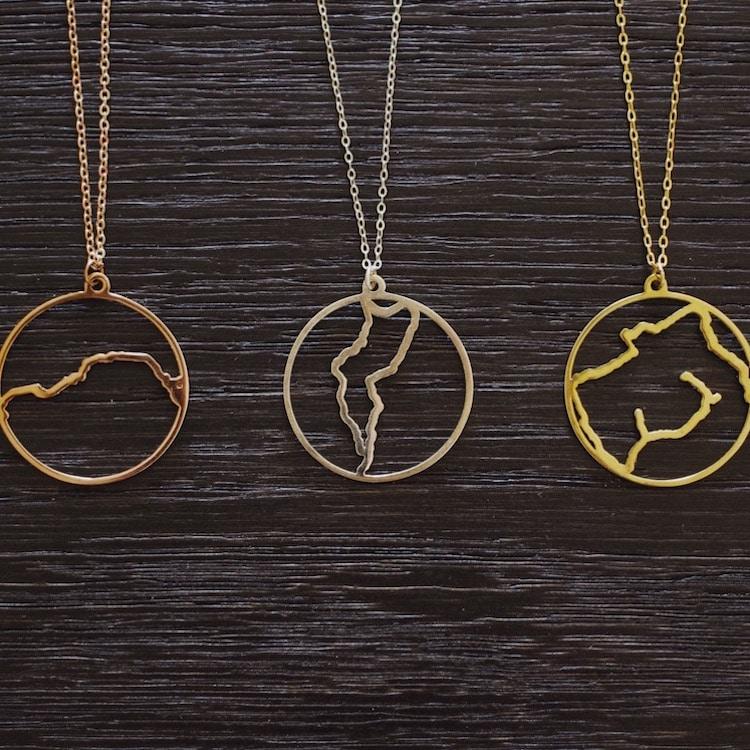 Vàng, Vàng hồng và Trang sức Bạc của Rachel Binx