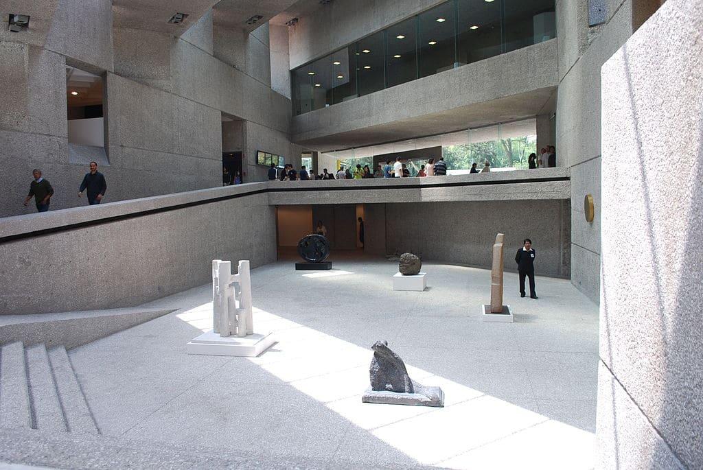 Museo Rufino Tamayo en la Ciudad de México
