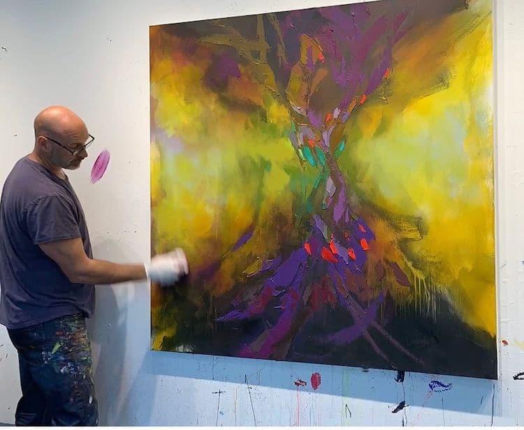 Blu Smith Gallery Paintings