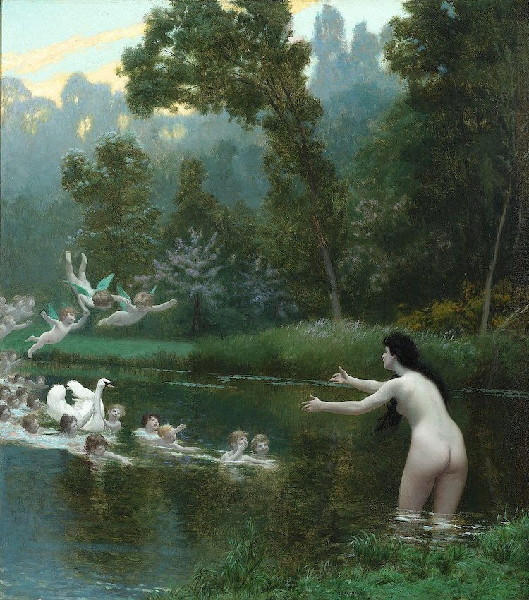 alegorias en el arte