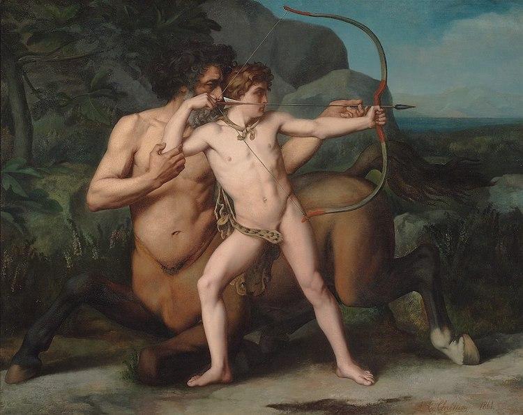 alegoria en el arte