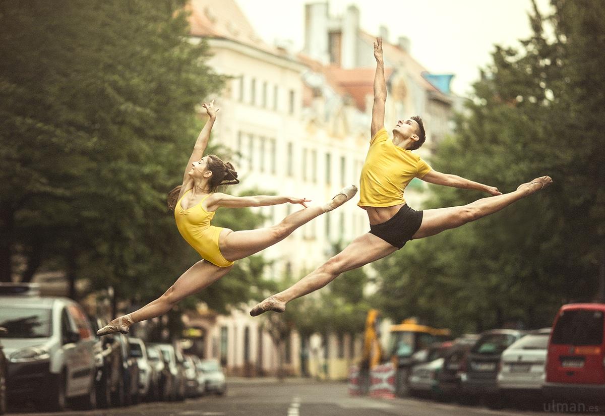 fotografias de danza en marbella españa