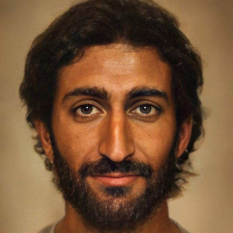 jesus en la vida real