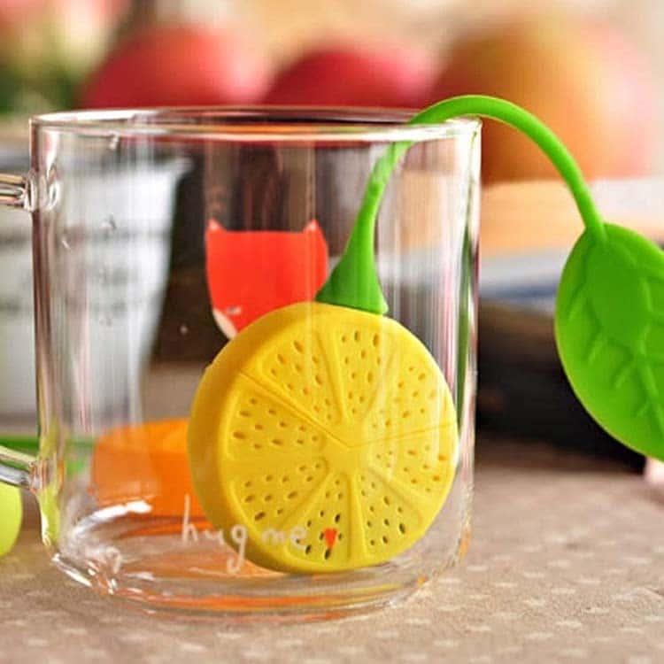 Set de infusores de té