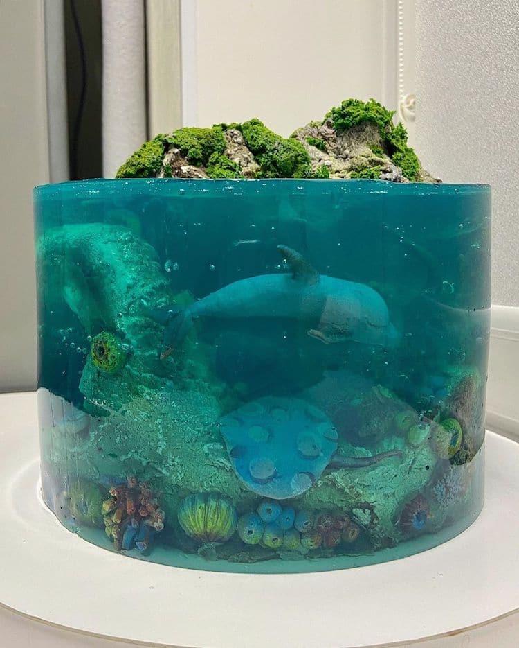 Cake Art by Dolnyk Bakery