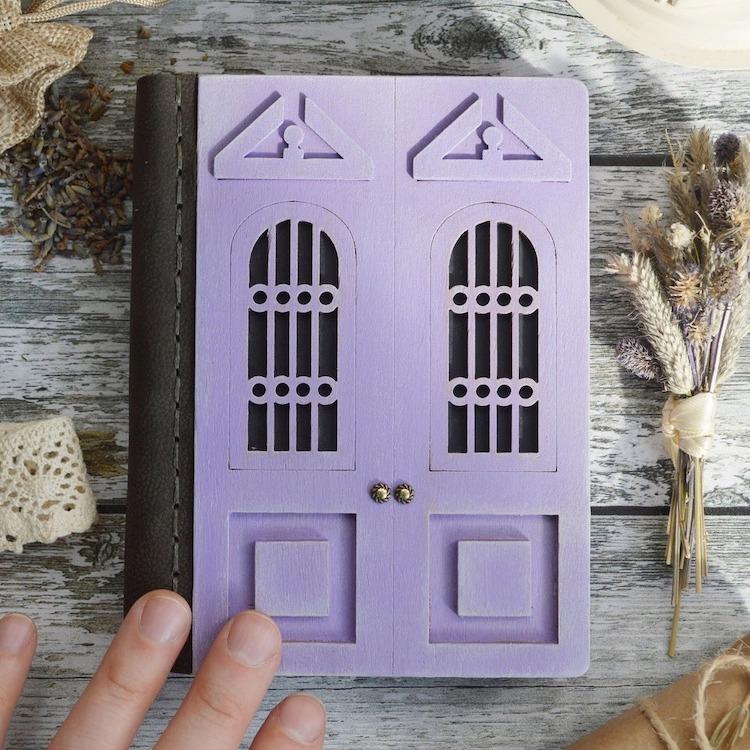 Door Notebooks by Walking Fish