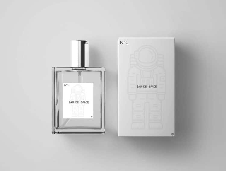 Eau de Space Perfume