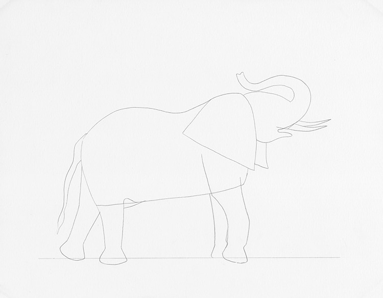 How to Draw an Elephant Tutorial